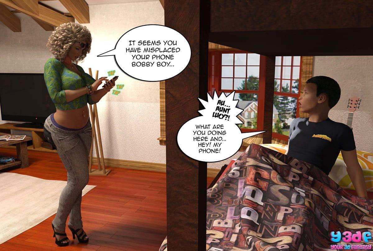 "Y3DF comic ""Prove Thy Self"" - page 49"