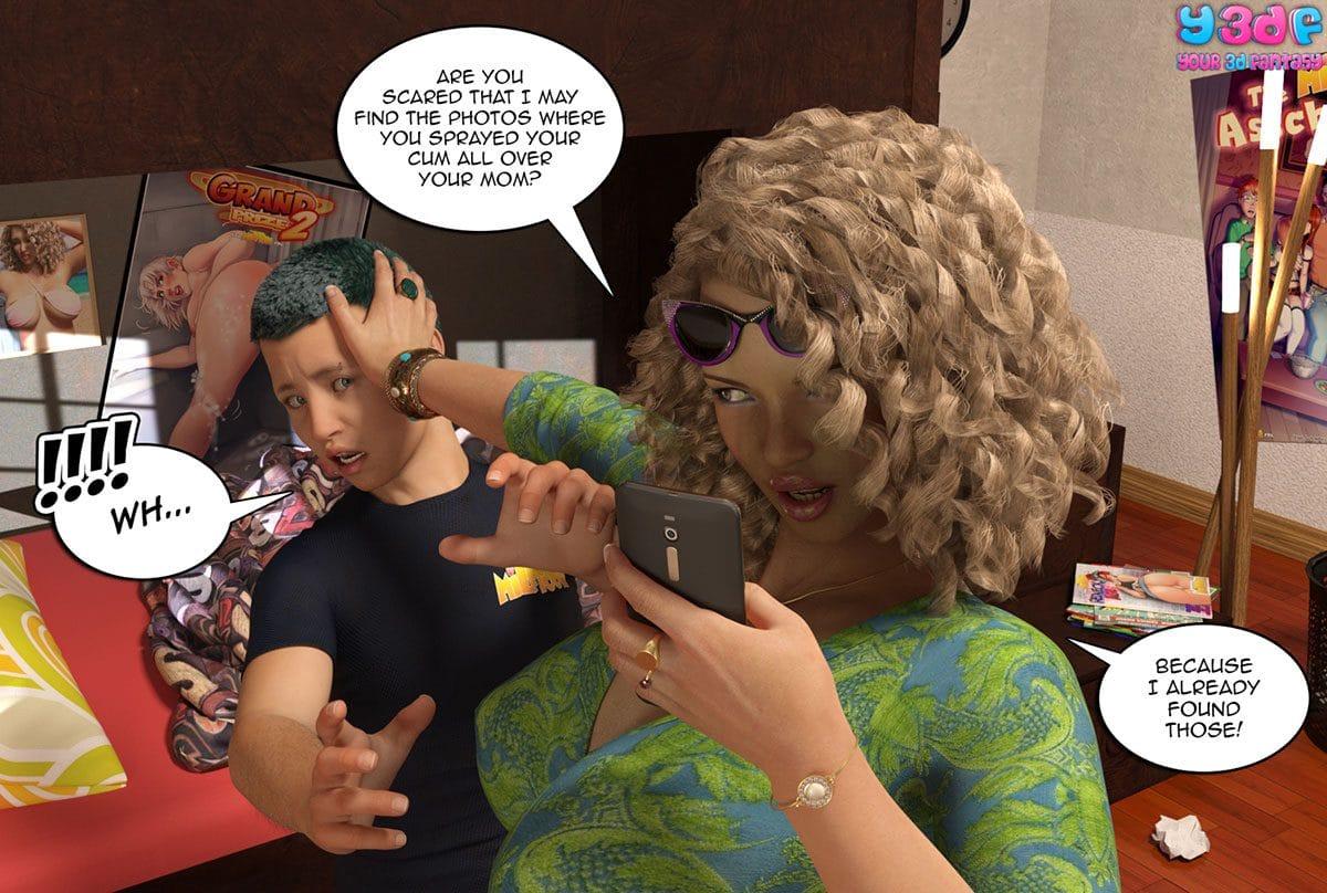 "Y3DF comic ""Prove Thy Self"" - page 51"