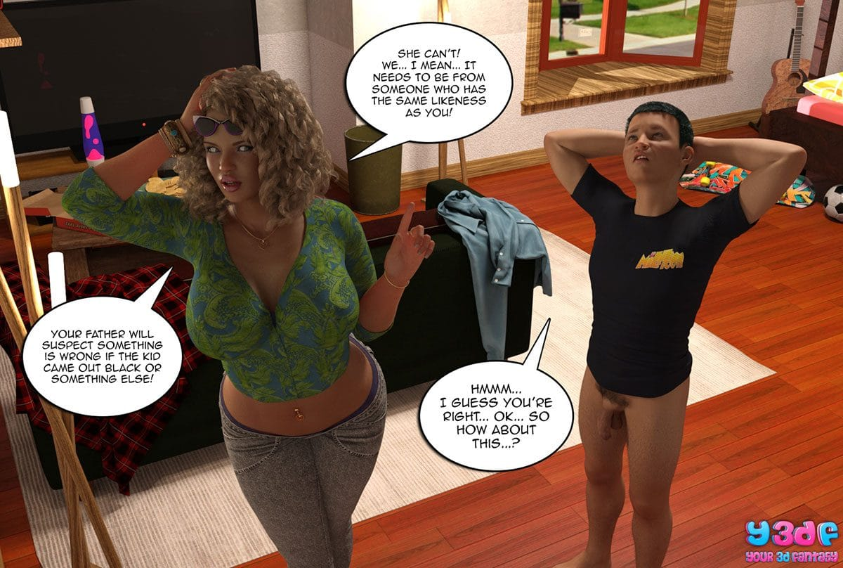 "Y3DF comic ""Prove Thy Self"" - page 87"