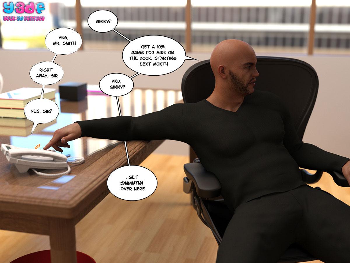 """Y3DF comic """"Circle"""" - page 31"""