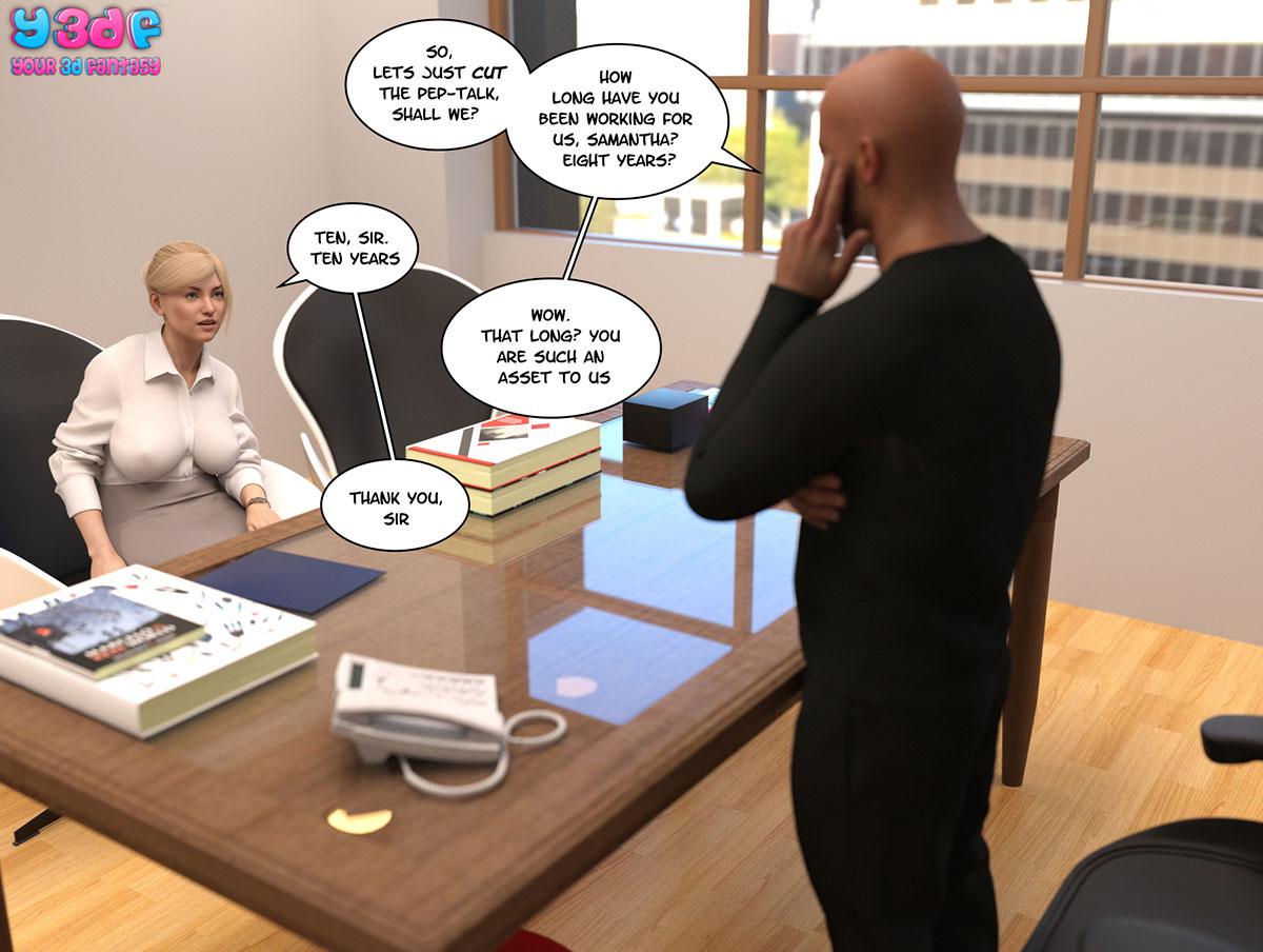 """Y3DF comic """"Circle"""" - page 34"""