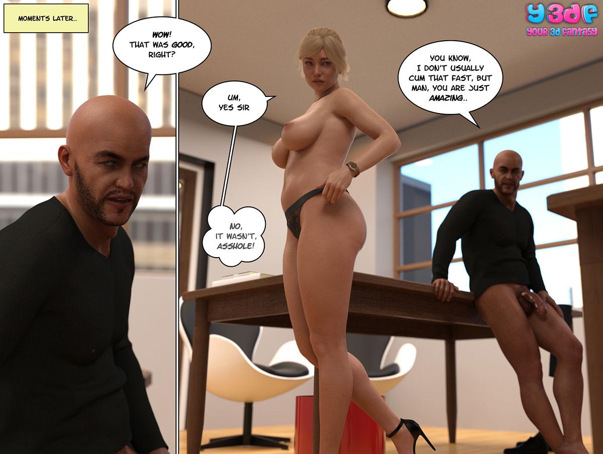 """Y3DF comic """"Circle"""" - page 59"""