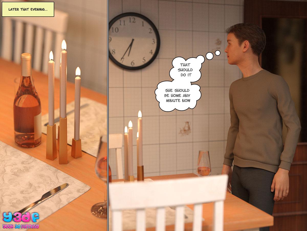 """Y3DF comic """"Circle 3"""" - page 39"""