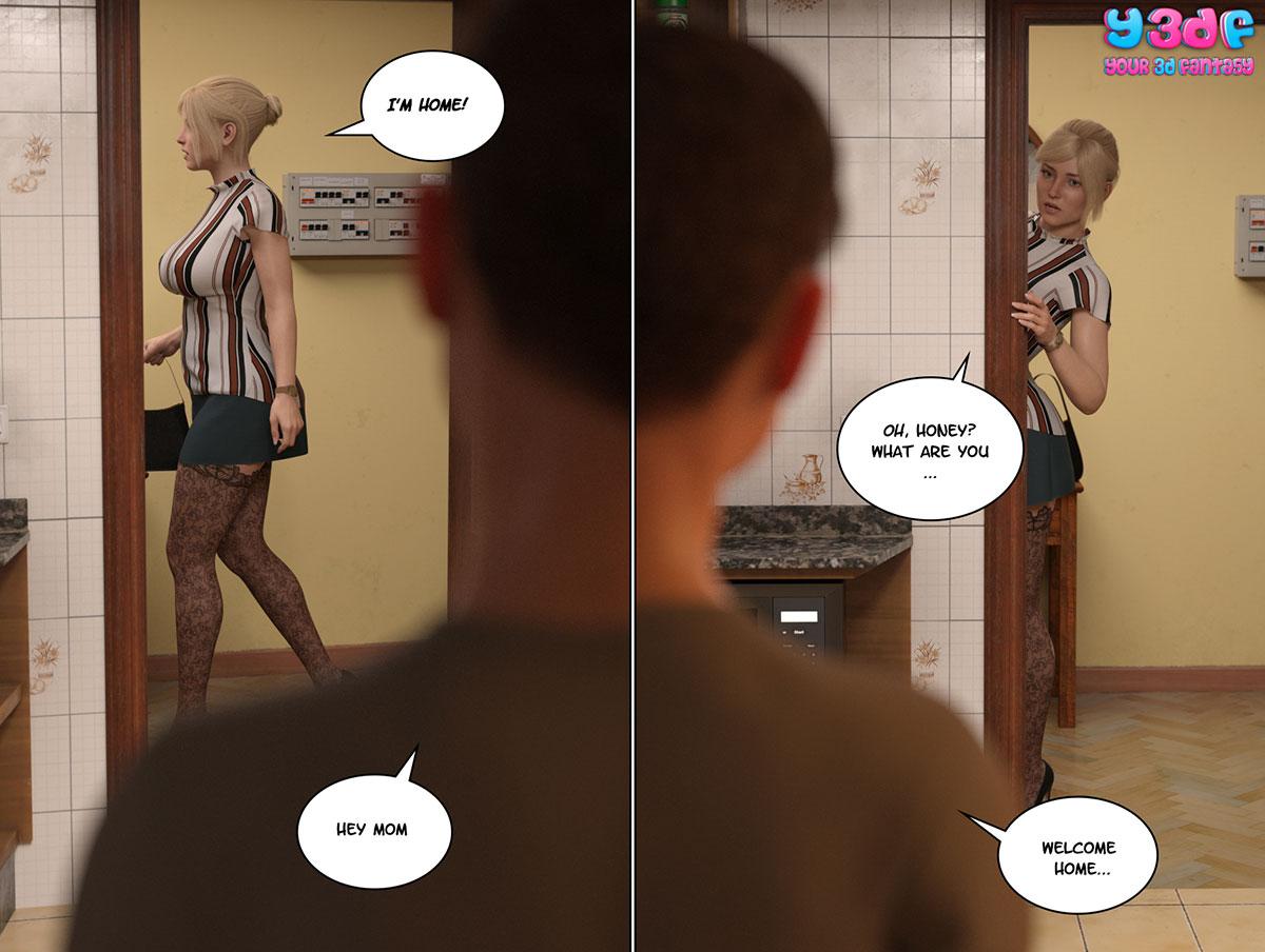 """Y3DF comic """"Circle 3"""" - page 41"""