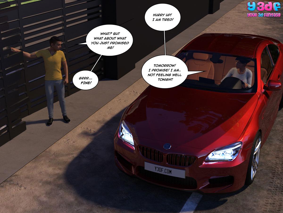 """Y3DF comic """"Tha Bad Tan 4"""" - page 10"""