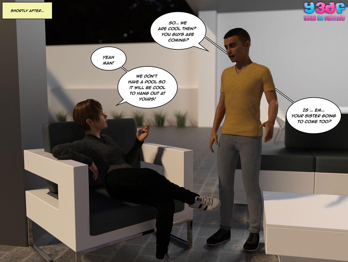 """Y3DF comic """"Tha Bad Tan 4"""" - page 4"""