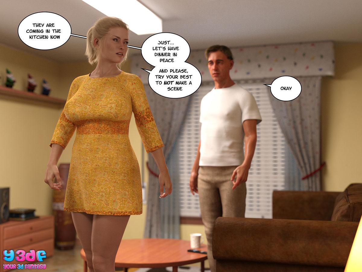 """Y3DF comic """"Circle 4"""" - page 36"""