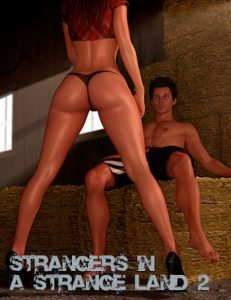 "Porn comic ""Strangers in a Strange Land 2"""