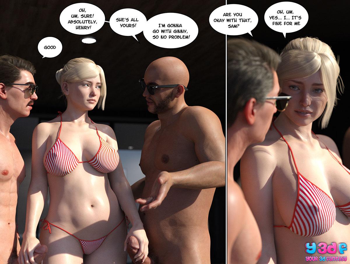 """Y3DF comic """"Circle 6"""" - page 24"""