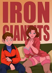 "Porn comic ""Iron Giantits"" - page"