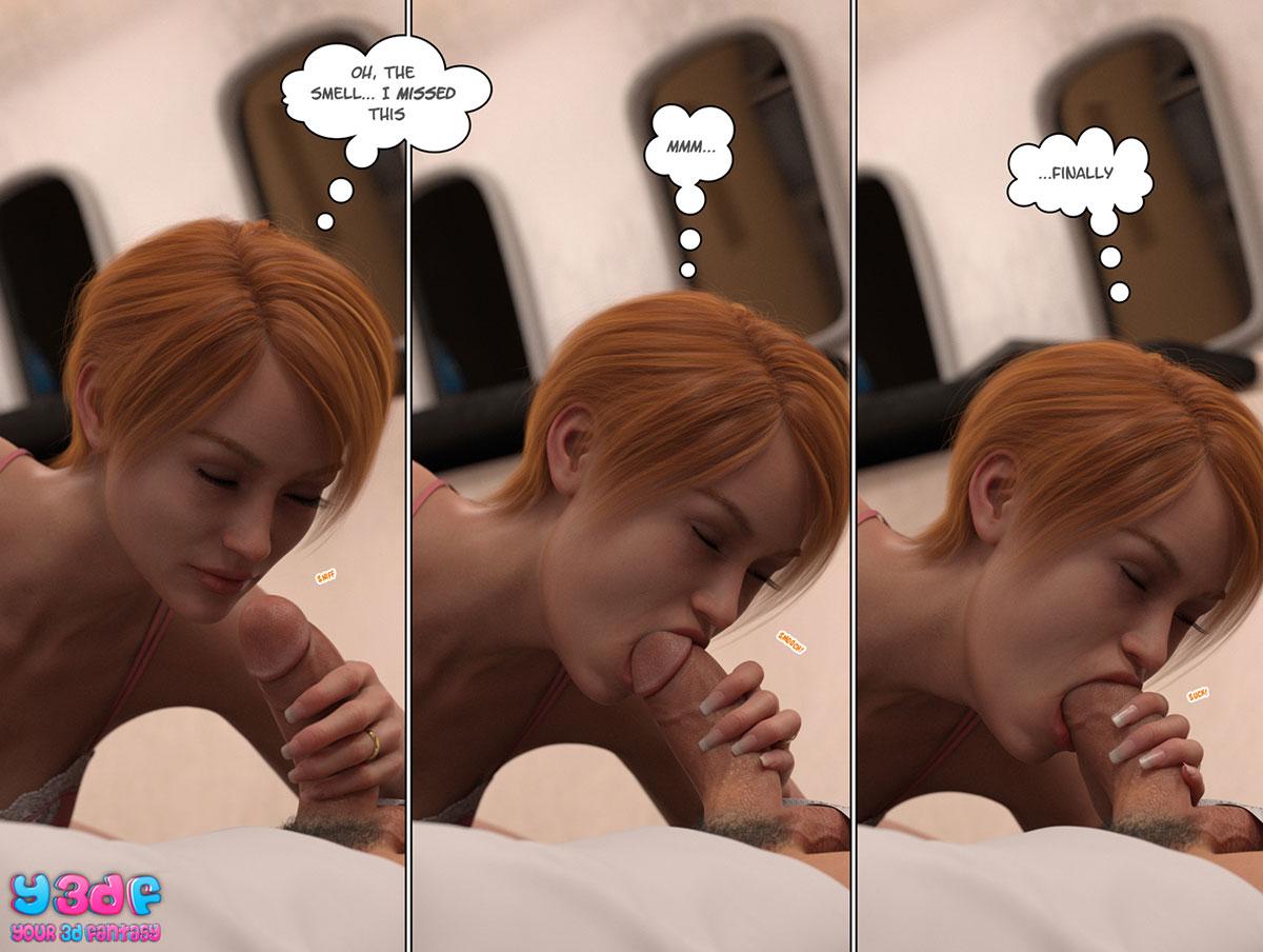 """Y3DF comic """"Hope"""" - page 48"""