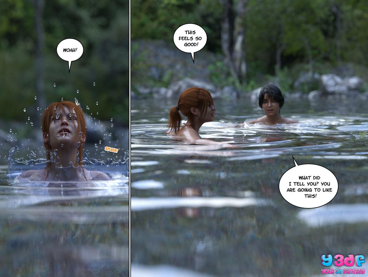 """Y3DF comic """"Hope 2"""" - page 29"""