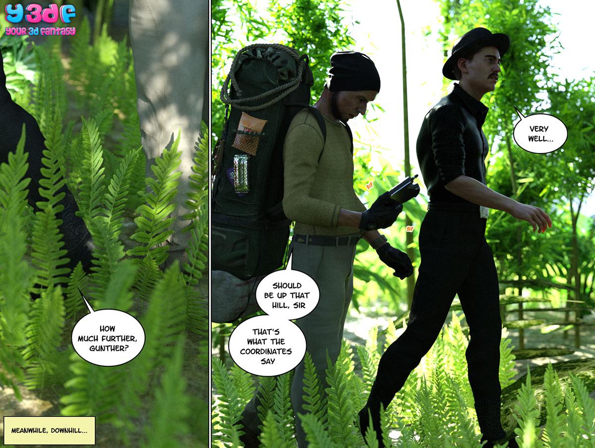 """Y3DF comic """"Hope 2"""" - page 72"""