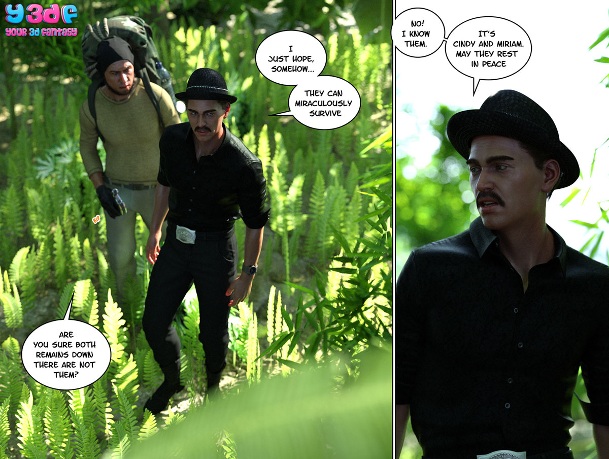 """Y3DF comic """"Hope 2"""" - page 73"""