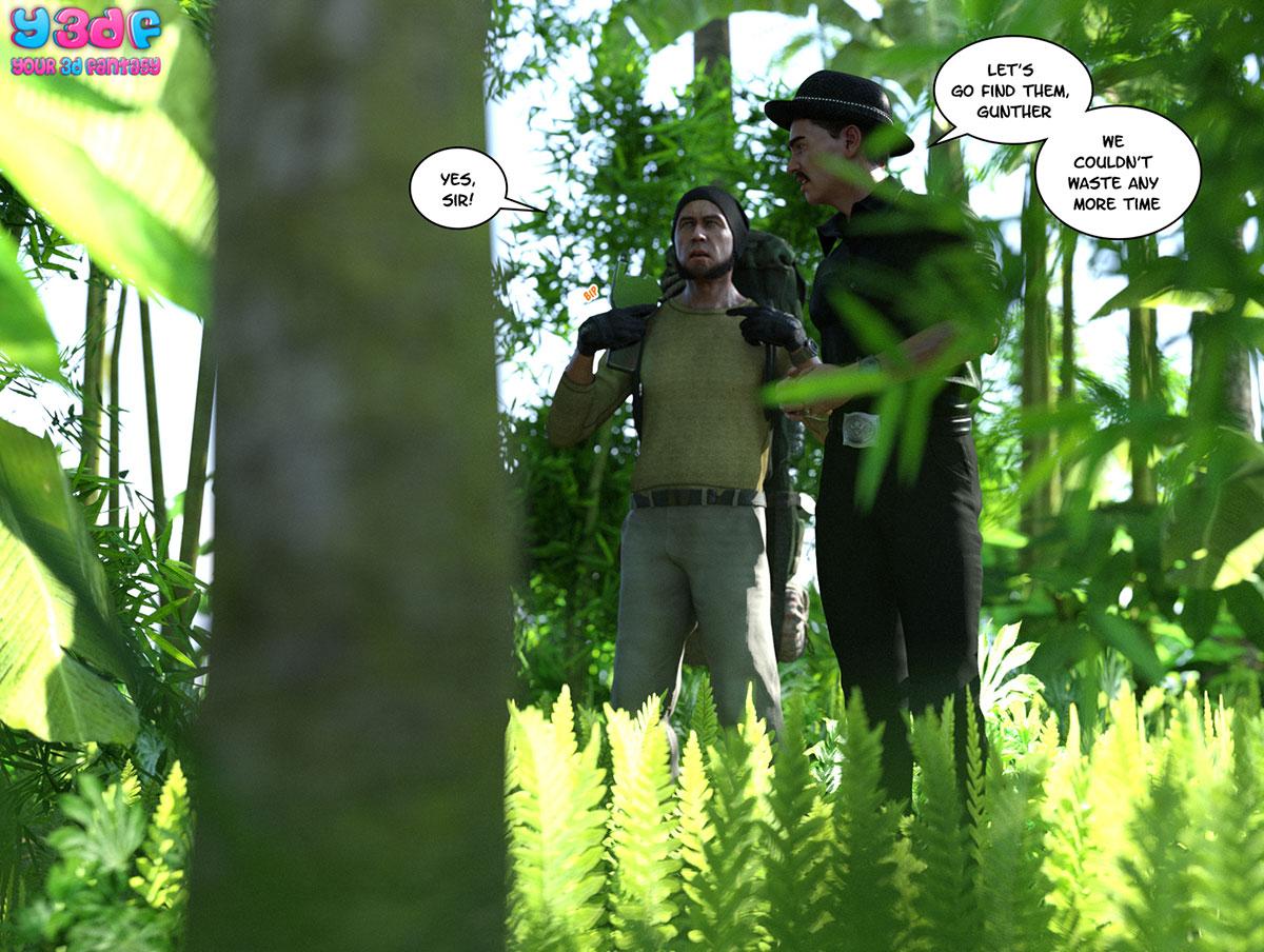 """Y3DF comic """"Hope 2"""" - page 74"""