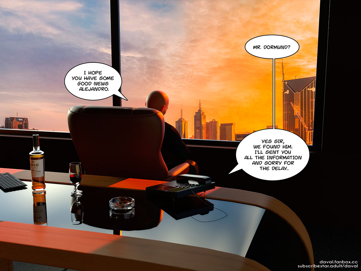 """Daval3D comic """"Satisfying Needs 2"""" - page 93"""